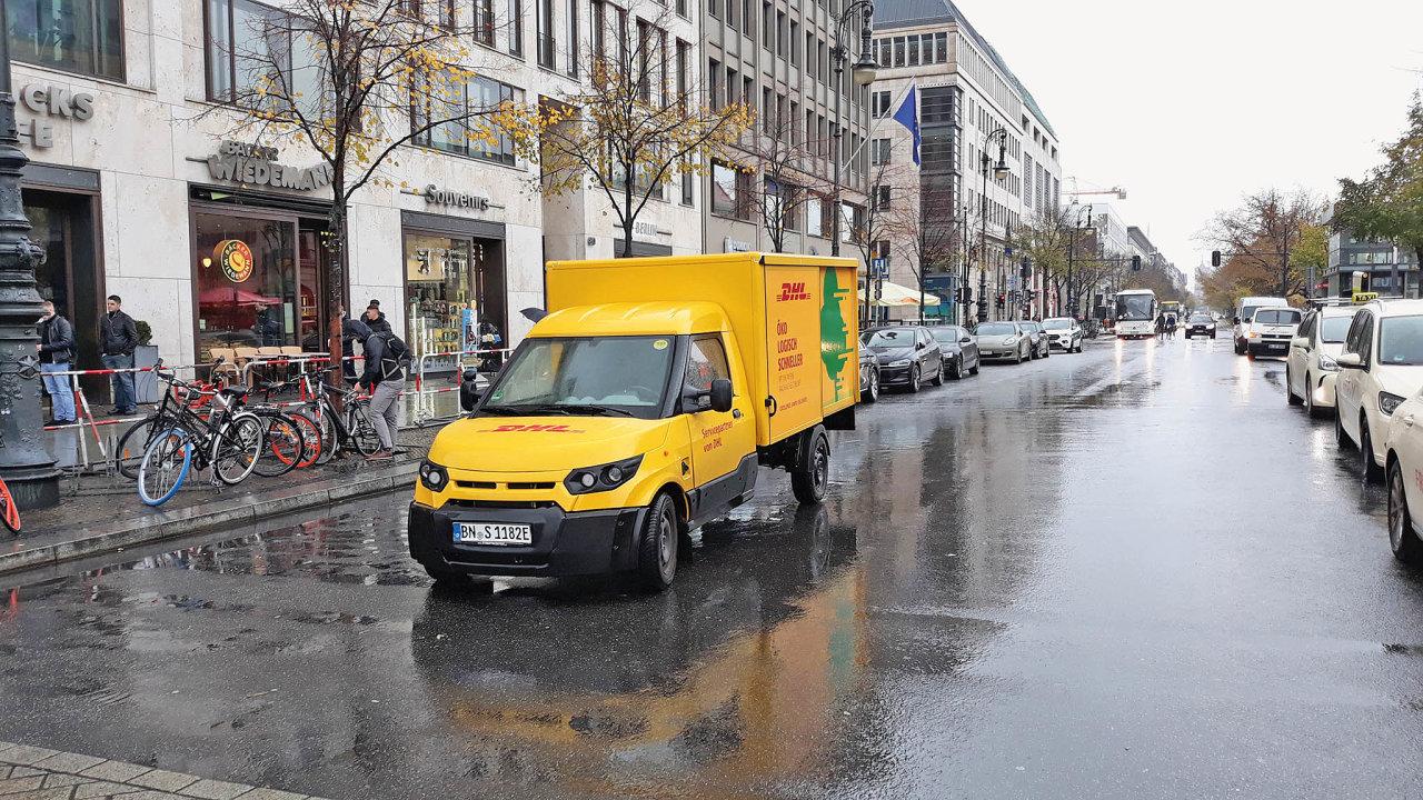 StreatScooter, který patří pod německou Deutsche Post DHL, ukončí výrobu elektrododávek.