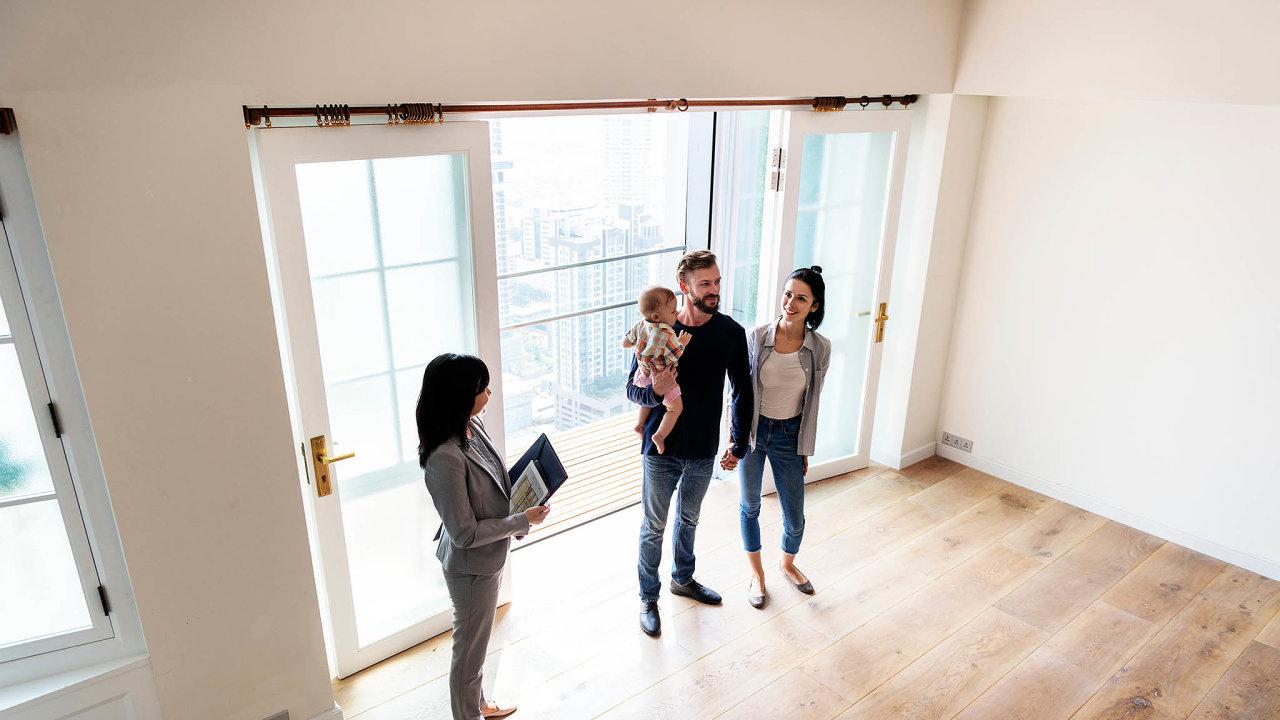 Situace na hypotečním trhu může být kuprospěchu klientům, kteří nebyli pandemií koronaviru ekonomicky přímo zasaženi.