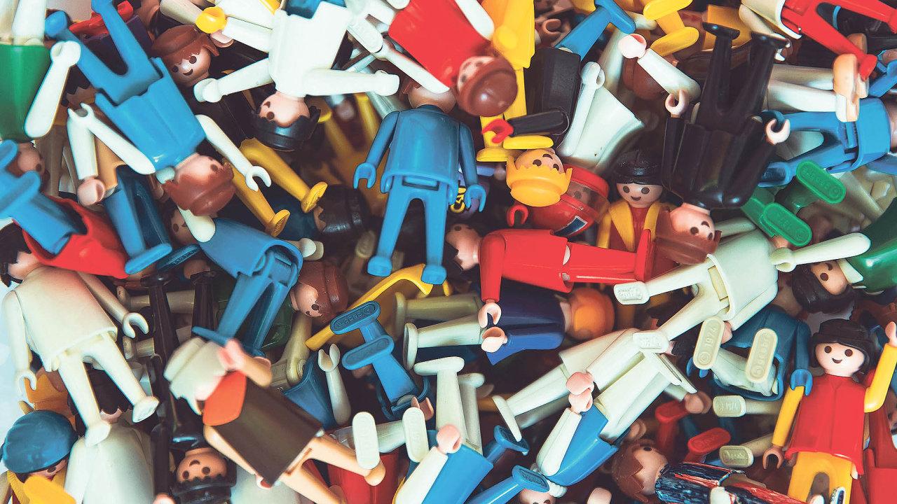 Výroba plastů aplastových výrobků patří mezi nejinovativnější obory vEvropské unii.