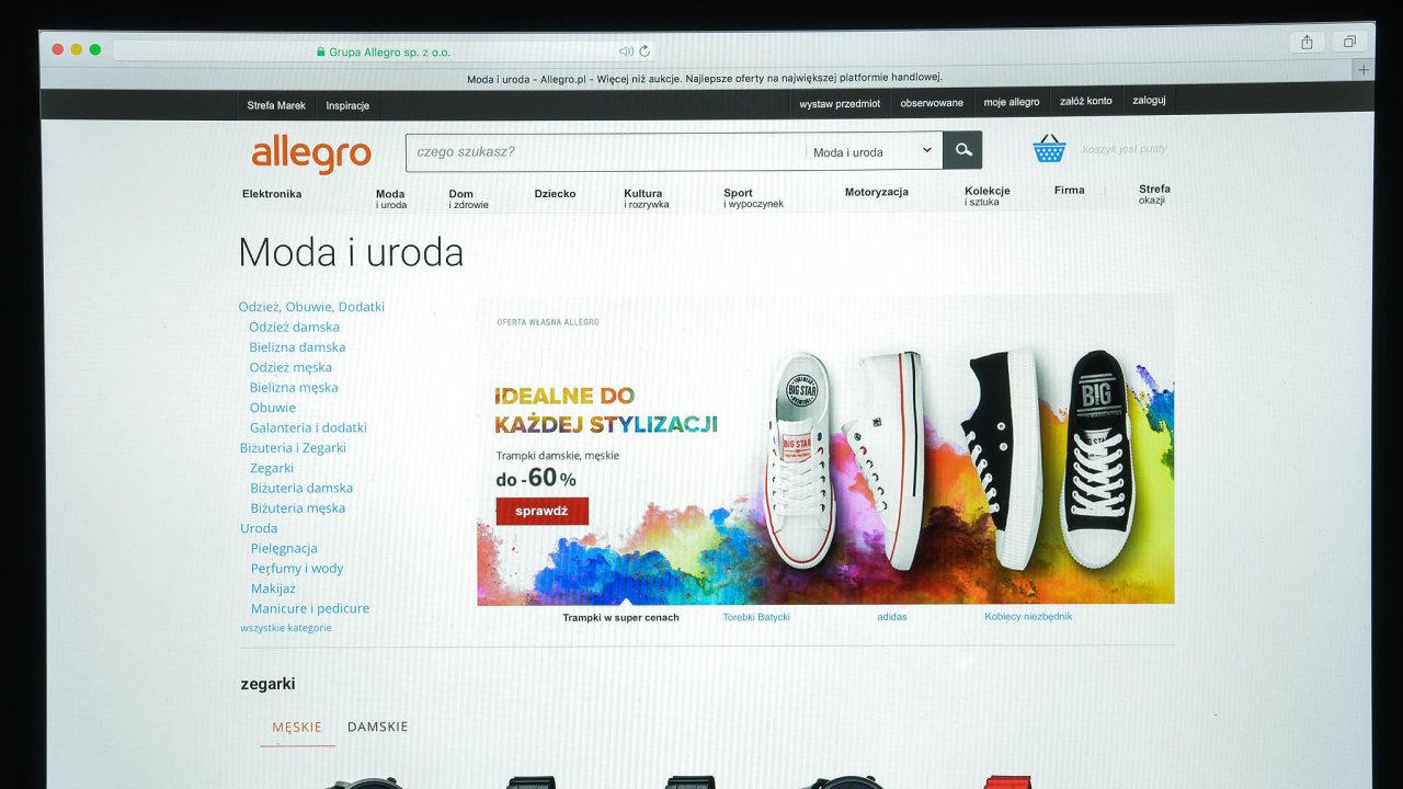 Společnost Allegro byla založena před 20 lety jako domácí konkurent americké firmy eBay. Současnými majiteli jsou investiční firmy Cinven, Permira aMid Europa.