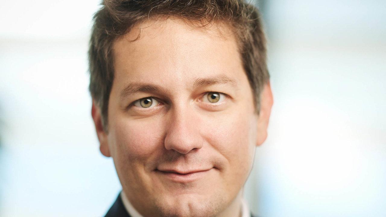 Josef Donát, partner aadvokát, specialista naPrávoICT vRowan Legal