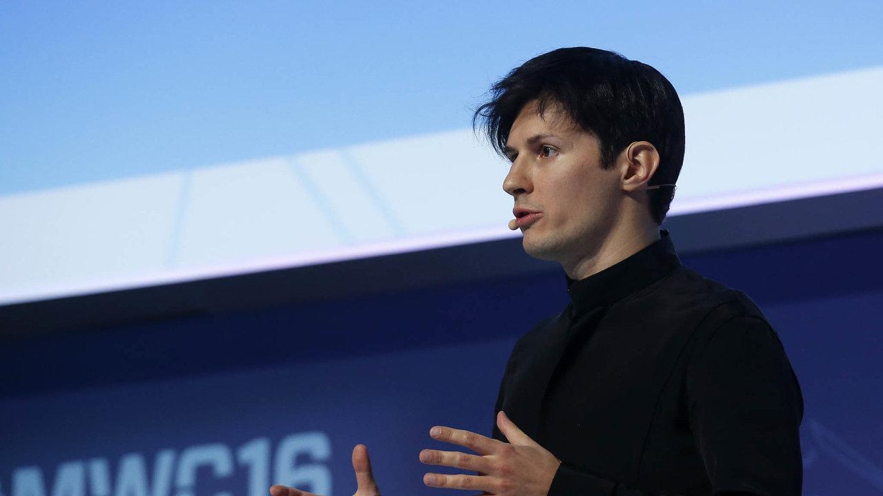 Program pro šifrovanou komunikaci vytvořil před sedmi lety ruský internetový podnikatel aprogramátor Pavel Durov aje populární hlavně vzemích, kde jsou problémy se svobodou slova.