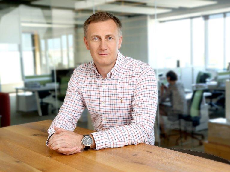 Roste poptávka z oblasti e-commerce, konstatuje partner a výkonný ředitel Contery Dušan Kastl.