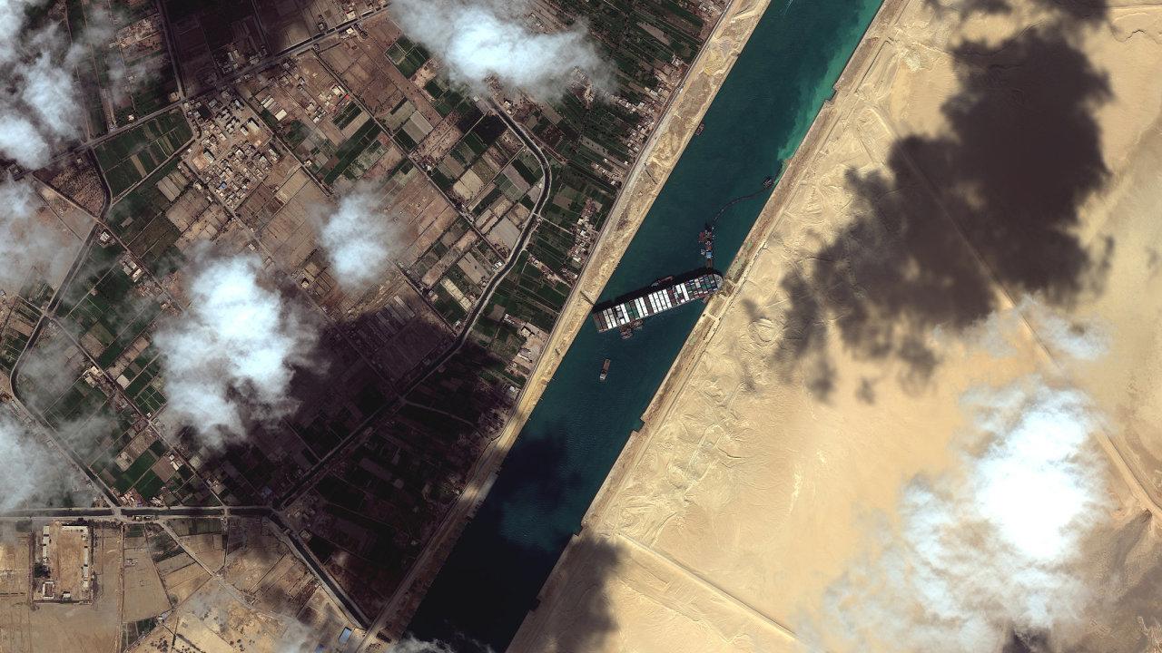 Suez, loď, Ever Given