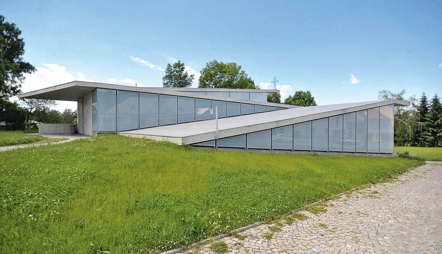 Vtěsném sousedství výpadovky změsta sezrodilo dílo, kterébylo nominované doprestižníarchitektonické soutěže Mies van der Rohe Award vBarceloně.
