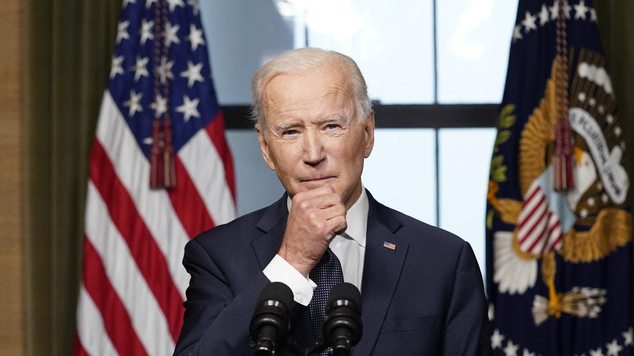 Prezident Joe Biden oznamuje, datum, kdy poslední americký voják opustí Afghánistán.