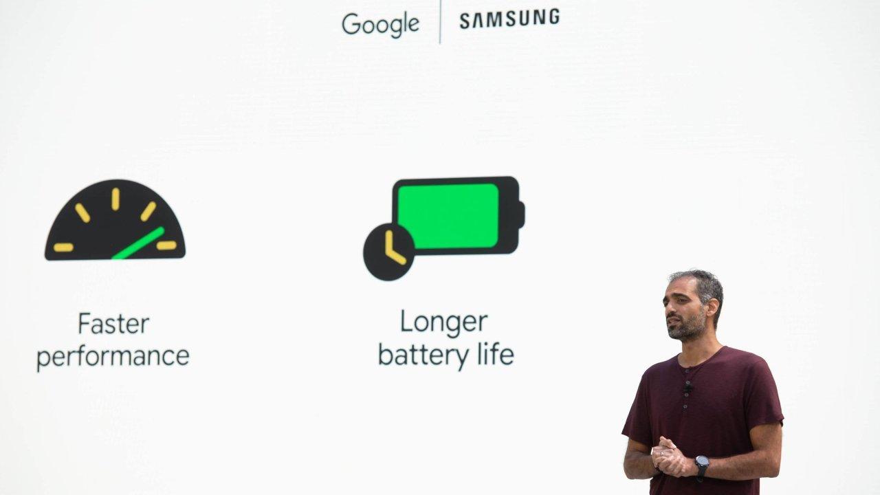 Android Wear má novou podobu a nového šampiona v Samsungu