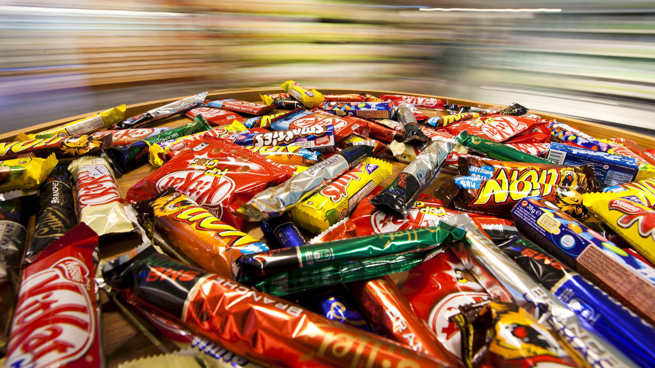 Maximum - pět hvězdiček podle australských potravinářských kritérií - by získalo jenom 37 procent výrobků Nestlé.