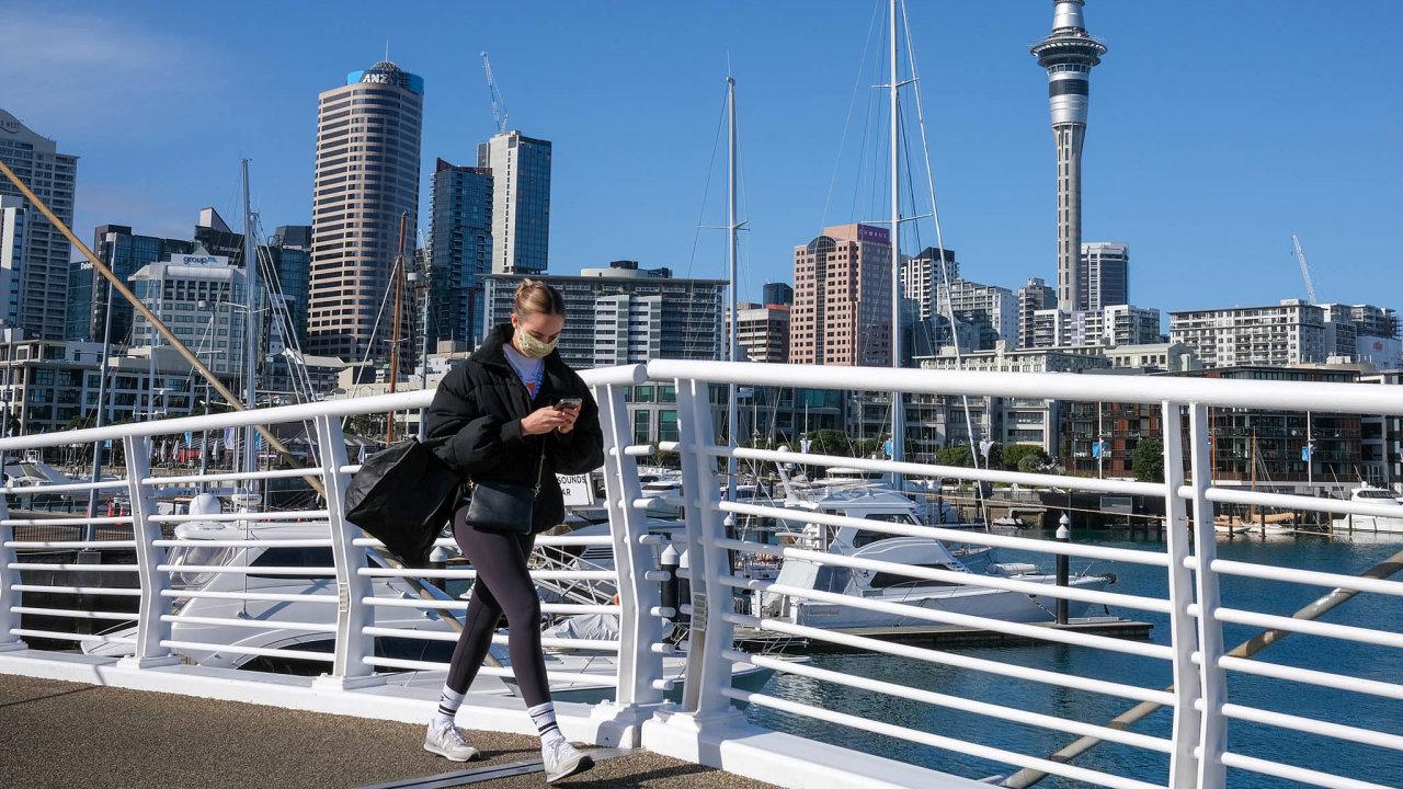 Auckland, New Zealand, Covid