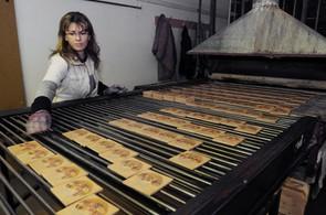 Výroba keramických obkladových dlaždic
