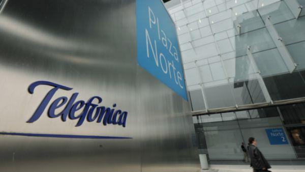 Telef�nica Madrid