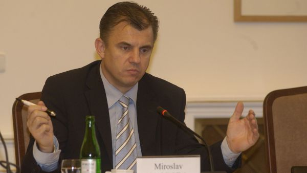 Miroslav Svoboda, poslanec za �SSD