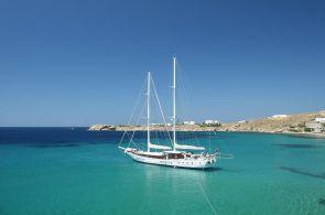 Sailo nabízí pronájem mnoha plavidel, od motorových člunů, přes plachetnice po luxusní jachty - Ilustrační foto.