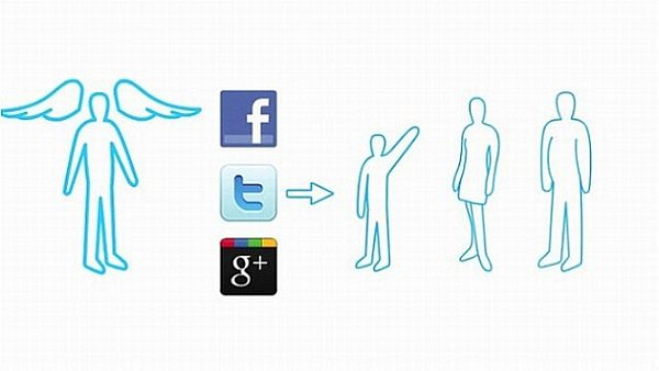 DeadSocial, sociální   síť pro mrtvé