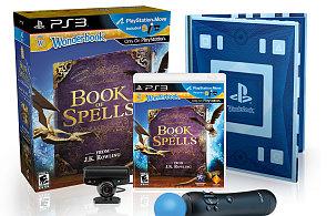 Wonderbook: Book of Spells: Kouzelná výprava do Bradavic pro děti a rodiče