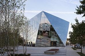 Černý drahokam pro Clevelandskou galerii dělá univerzitní čtvrť jednotnější