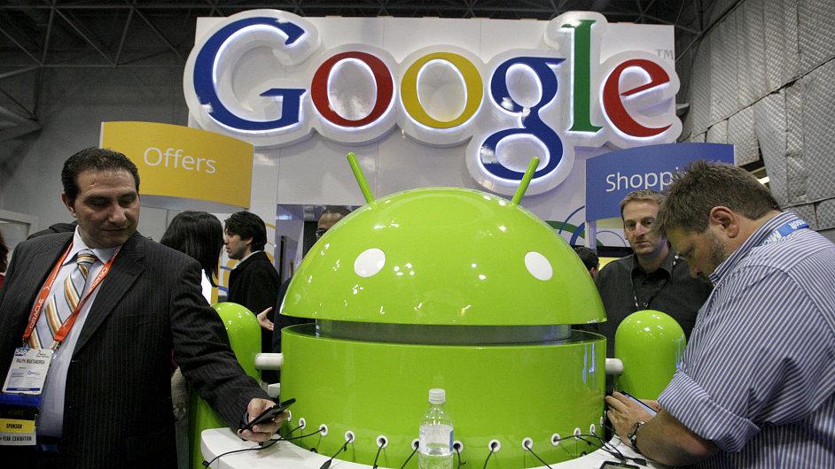 Google -ilustrační foto