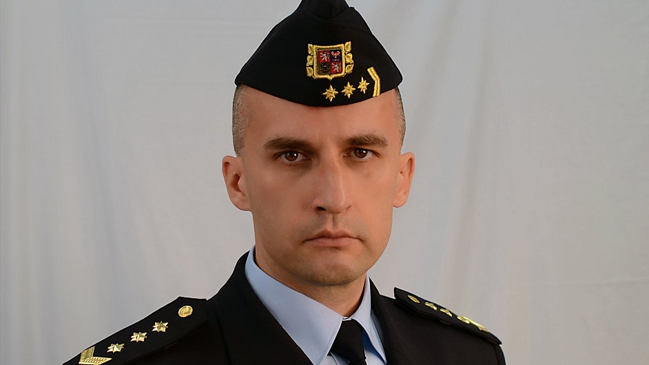Robert Káčer, zástupce ředitele kanceláře Generálního ředitelství Vězeňské služby