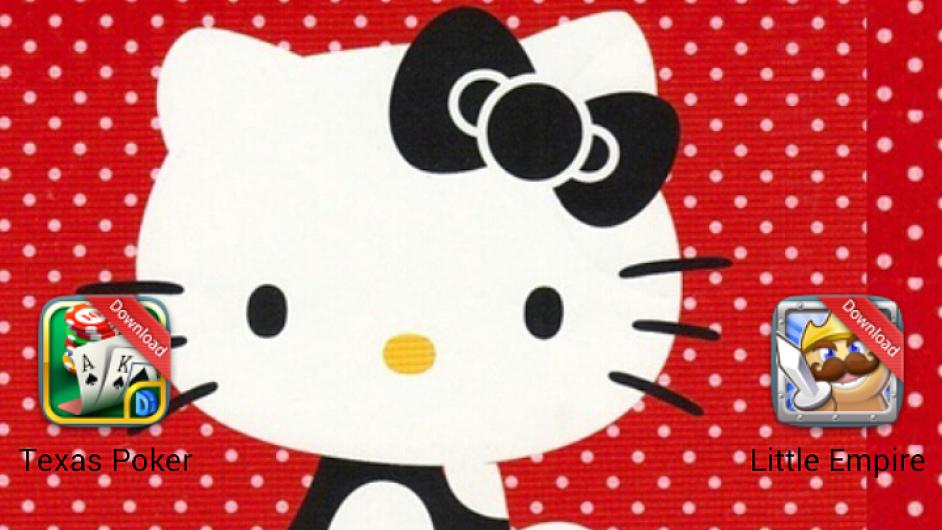 Go Launcher EX Hello Kitty jpg