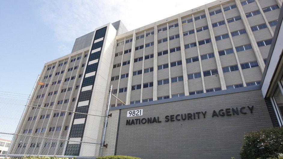 Budova NSA ve Fort Meade