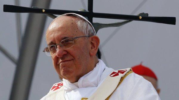 Papež František v Rio de Janeiru