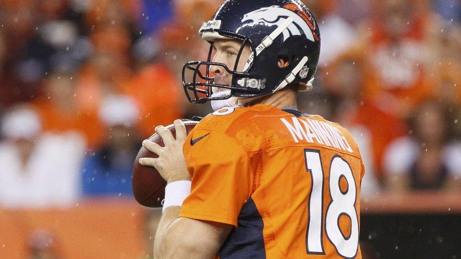 Peyton Manning řádil na úvod NFL