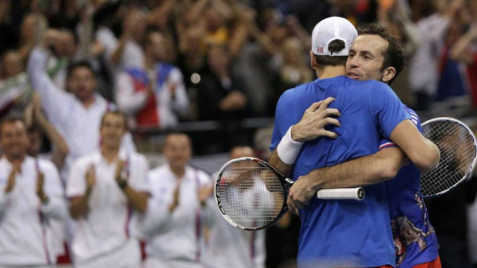 Čeští tenisté obhájili daviscupový titul
