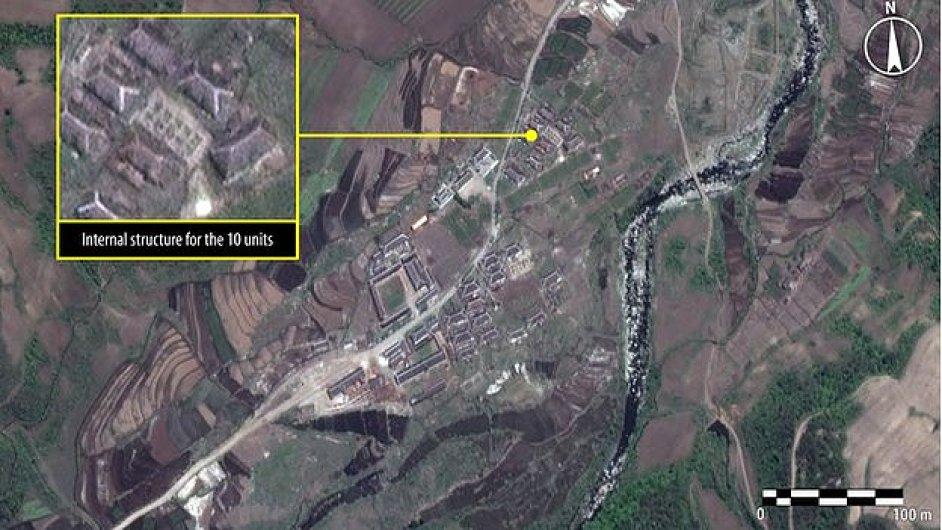 Severokorejský tábor 16