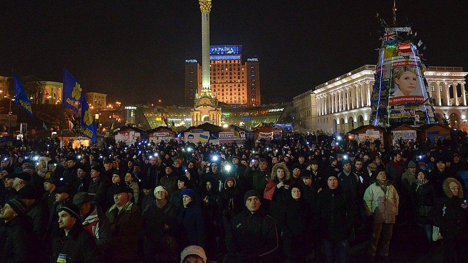 Ukrajina: Majdan