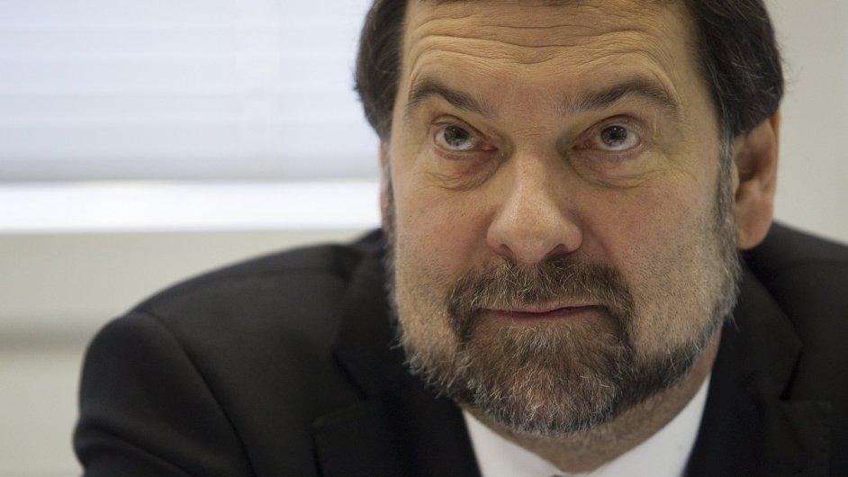 Bývalý předseda VV Radek John