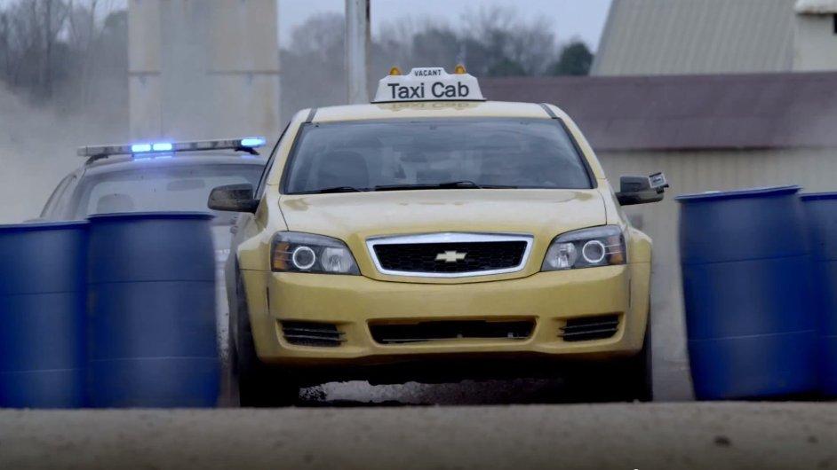 """Pepsi """"Test Drive 2"""", tentokrát v taxíku"""