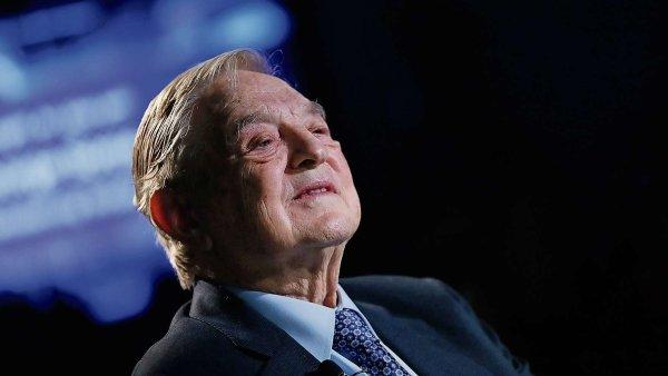 George Soros je 26. nejbohatším člověkem světa.