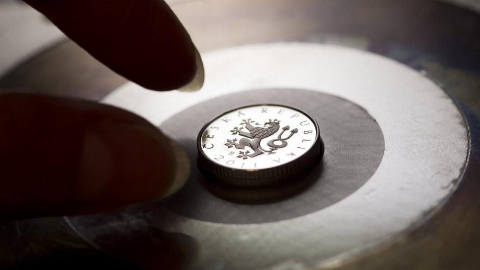 Česká mincovna v Jablonci nad Nisou