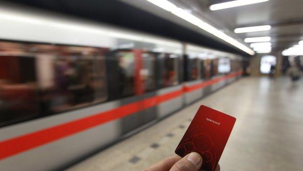 Kartu opencard si v uplynulých letech vyzvedl více než milion cestujících - Ilustrační foto.