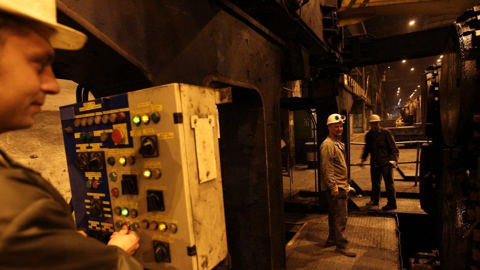 Zaměstnanci ArcelorMittal Ostrava