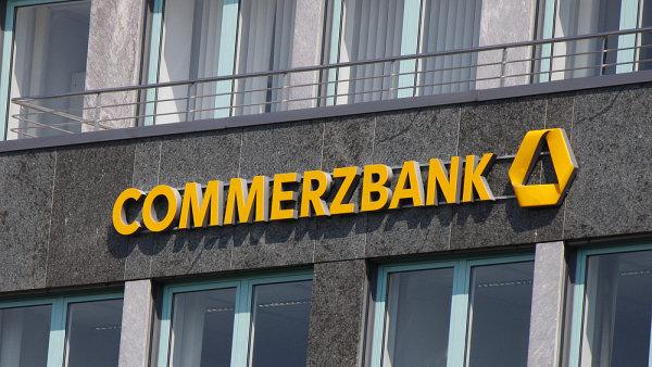 Commerzbank - Ilustra�n� foto.