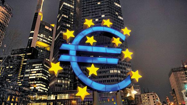 Eurozóna ve čtvrtém čtvrtletí vzrostla meziročně o 1,6 procenta - Ilustrační foto.