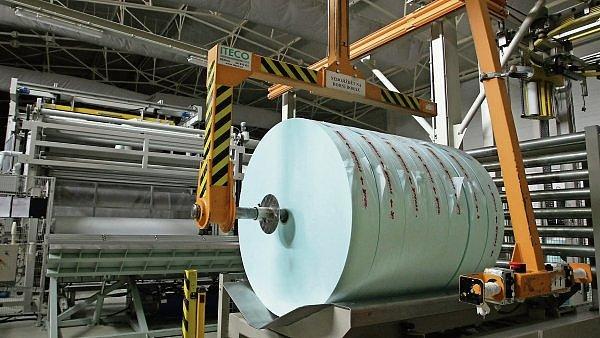 Textilka Pegas letos zvýší dividendu přes pokles výnosů - Ilustrační foto.
