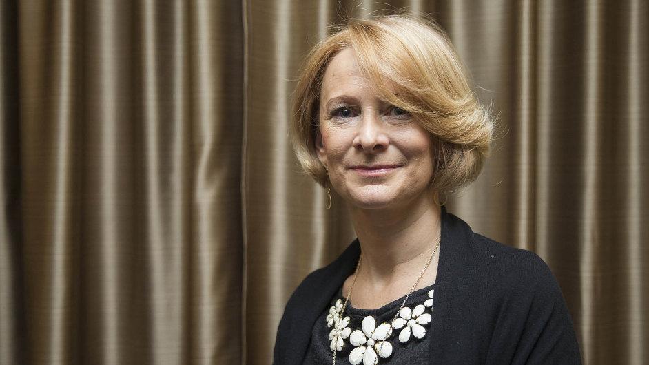 Monika Horníková, GSK