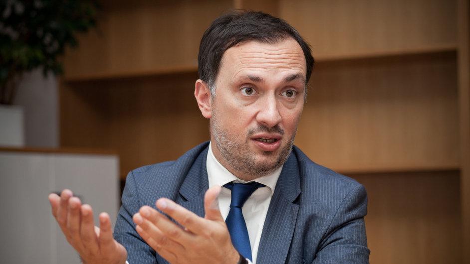 Novým výkonným ředitelem společnosti Atrium Real Estate je od tohoto týdne Josip Kardun.