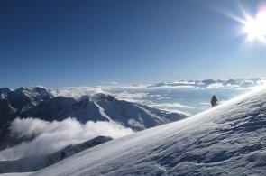 Sněžka je od Studniční hory na východ, pamatují si záchranáři už navždy