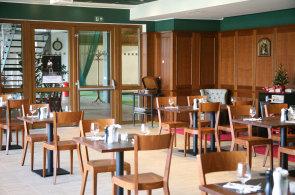 V restauraci Na golfu vznikají pod taktovkou novozélandského kuchaře umělecká díla