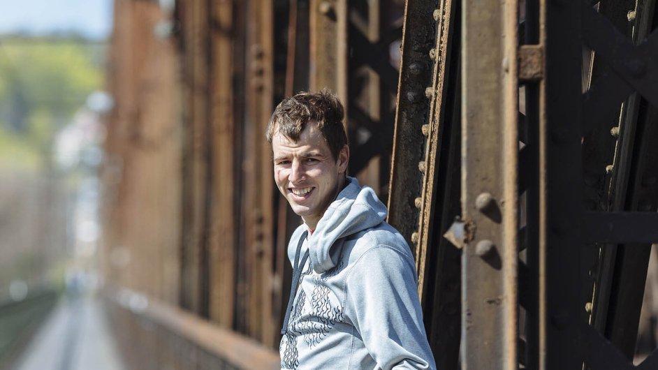 V orientačním běhu patřím ke světové špičce, říká o sobě Jan Procházka.