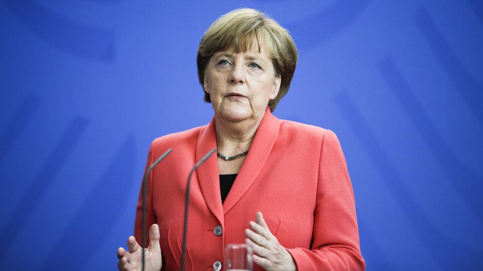 Symbol tvrdosti. Angela Merkelová je považovaná za jednoho z největších odpůrců odpuštění dluhů Řecku.
