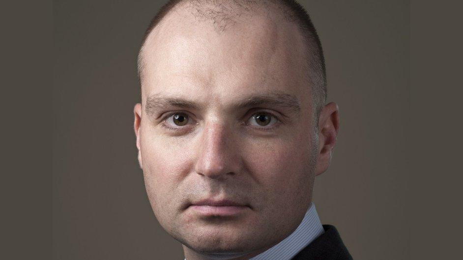 Marcin Krzak, country manager UPS pro Českou republiku, Slovensko a Ukrajinu
