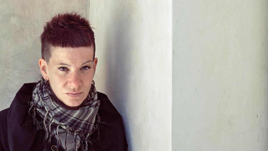 Na snímku spisovatelka Petra Soukupová.