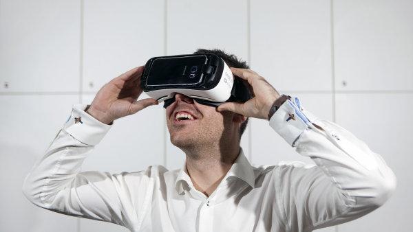 Virtuální realita Samsung Gear VR