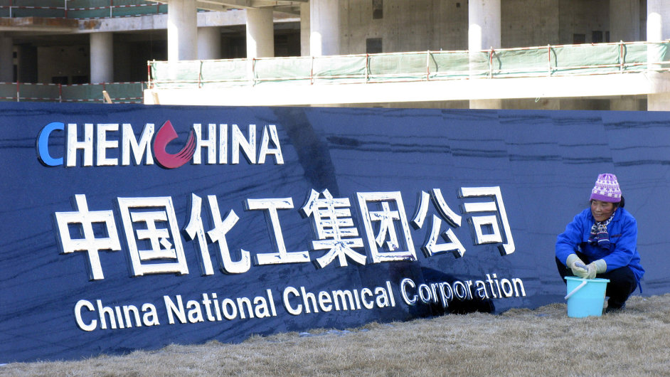 ChemChina, China National Chemical Corporation
