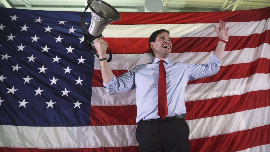 Rubio USA volby prezidentské