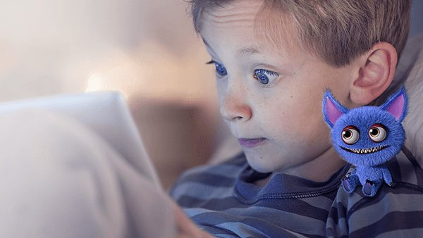 Eset Parental Control pro Android - ilustrační obrázek